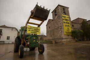 Greenpeace presenta su informe sobre la España Despoblada y el cambio climático